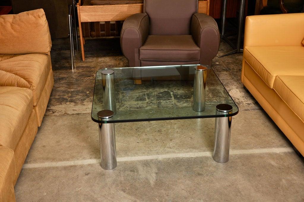 Coffee Table designed by Marco Zanuso for Zanotta 7