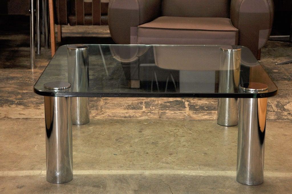 Coffee Table designed by Marco Zanuso for Zanotta 8