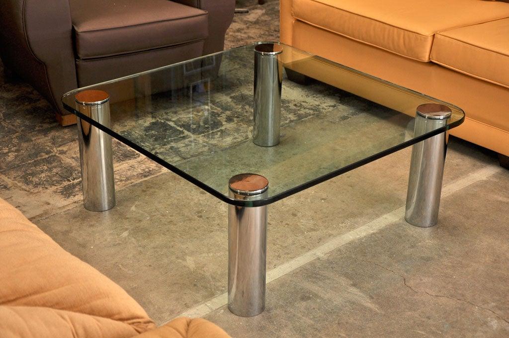 Coffee Table designed by Marco Zanuso for Zanotta 2