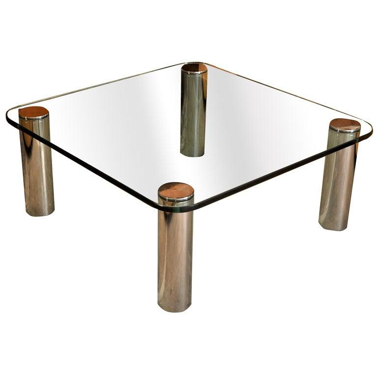 Coffee Table designed by Marco Zanuso for Zanotta