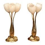 Albert Cheuret Table Lamps