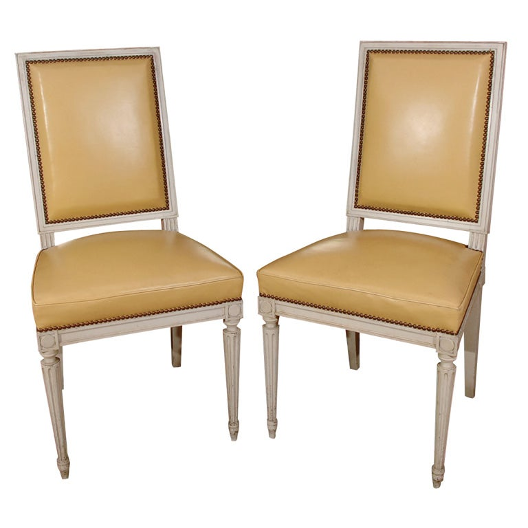 French Louis XVI style dining chairs at 1stdibs : xsmp1515 from www.1stdibs.com size 768 x 768 jpeg 50kB