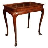 Rare Queen Ann Tea Table