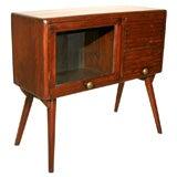 Art Deco Radio Cabinet