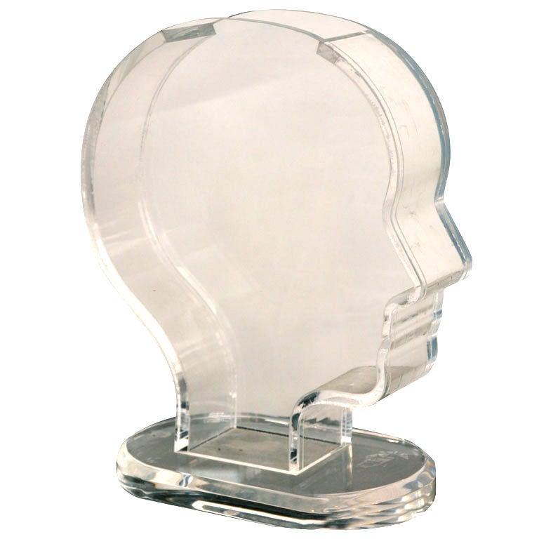 Plexiglass Vase / Fish Tank by Nicola L.
