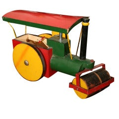 Antique Toy Steam Roller