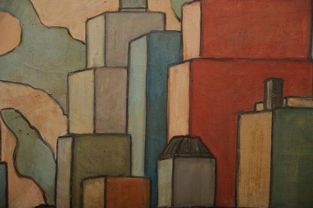 Cityscape by Helen Auer 3