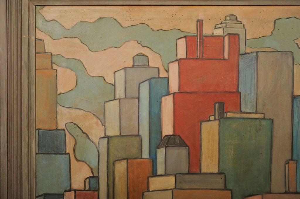 Cityscape by Helen Auer 4