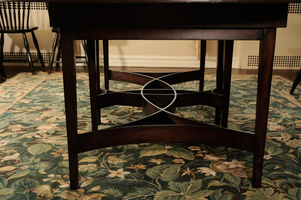 Image Result For Oval Dining Table With Leavesa