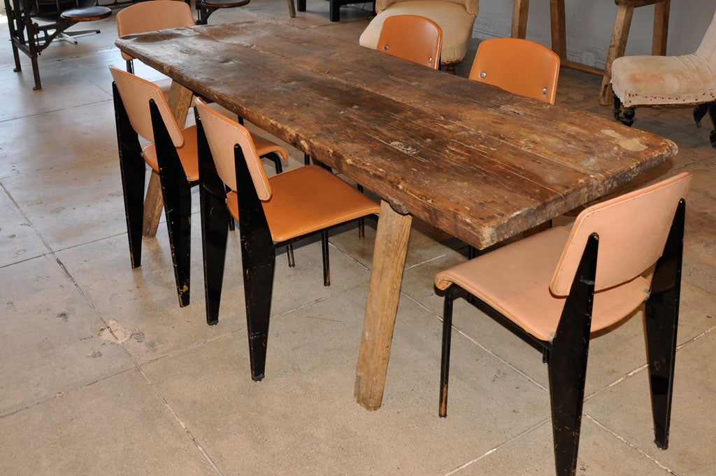 primitive table from antwerp ca 1740 at 1stdibs