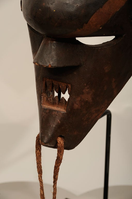 Mid-20th Century Old and Good Salampasu Mask For Sale