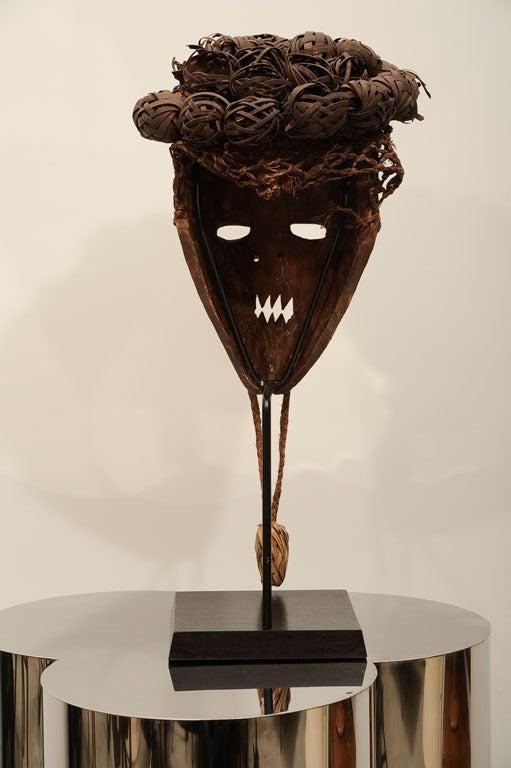 Old and Good Salampasu Mask For Sale 1