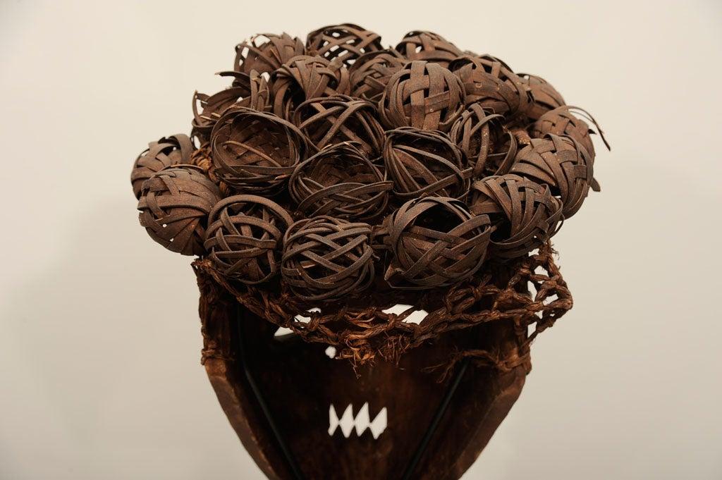 Old and Good Salampasu Mask For Sale 2