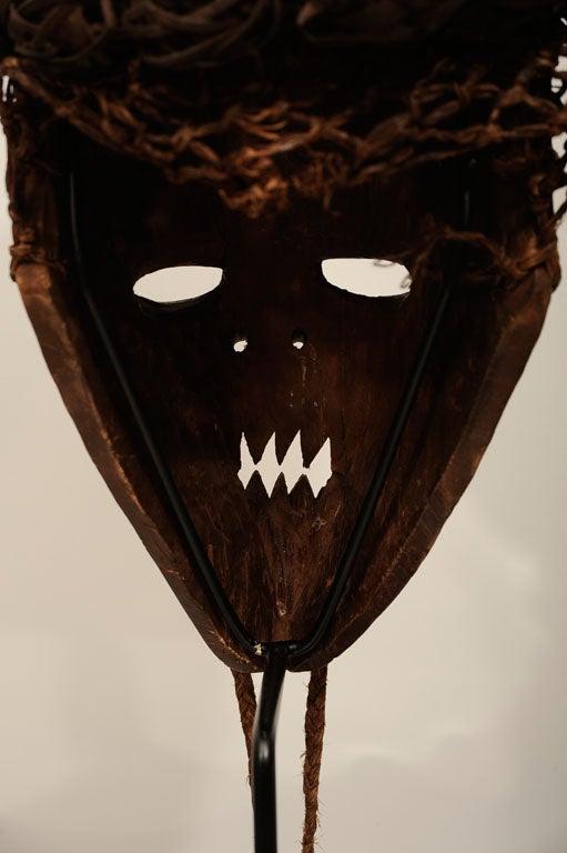 Old and Good Salampasu Mask For Sale 3