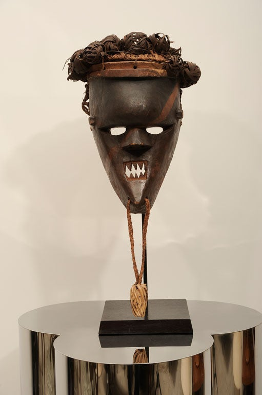 Old and Good Salampasu Mask For Sale 4