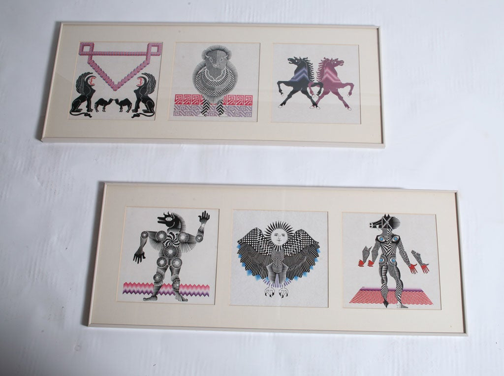 Pedro friedeberg lithographs for sale at 1stdibs for Palm beach jewelry catalog request
