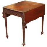 EXCEPTIONAL 18TH C. ENGLISH PEMBROKE TABLE