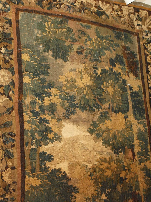 17TH CENTURY BRUSSELS TAPESTRY image 4