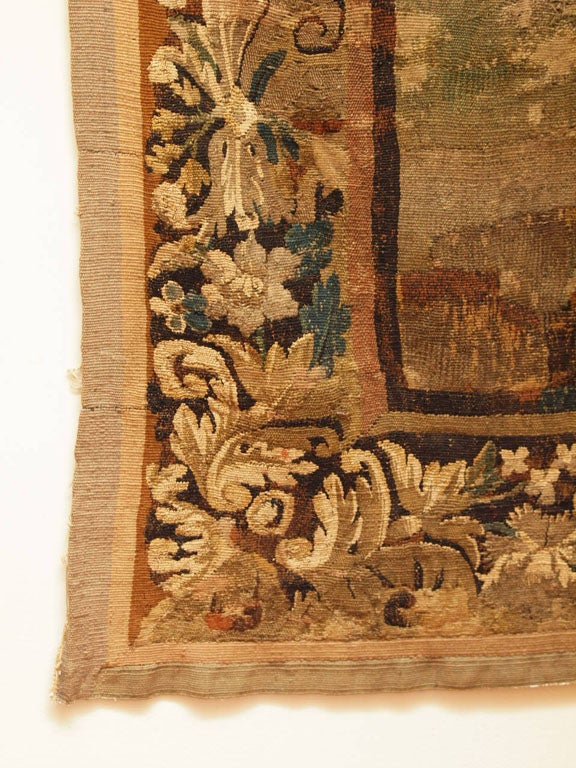17TH CENTURY BRUSSELS TAPESTRY image 5