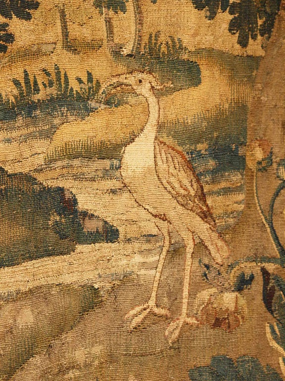 17TH CENTURY BRUSSELS TAPESTRY image 6