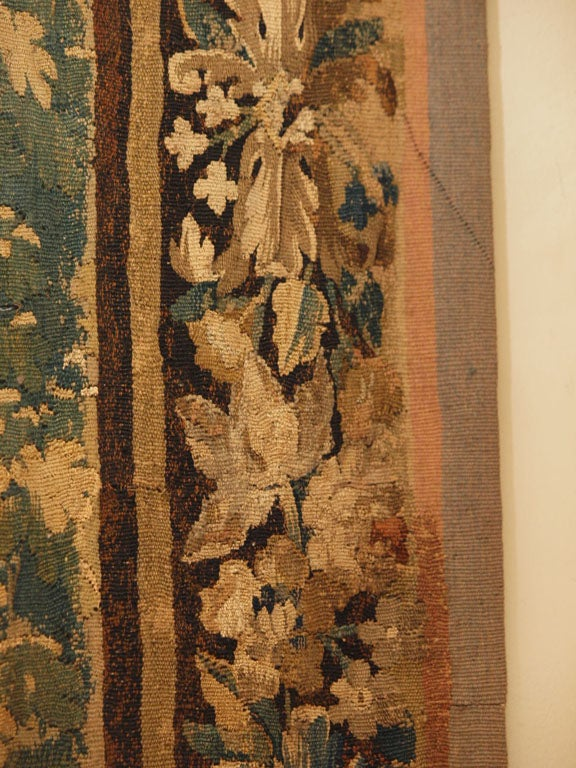 17TH CENTURY BRUSSELS TAPESTRY image 8
