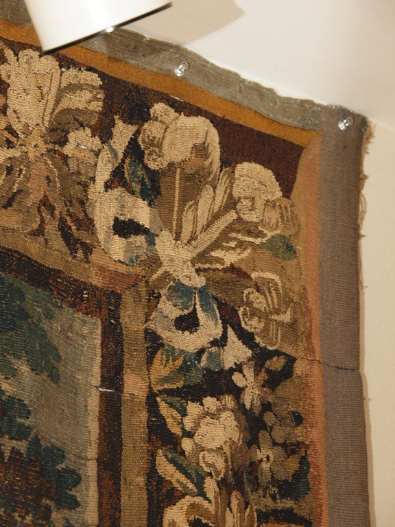 17TH CENTURY BRUSSELS TAPESTRY image 9