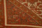 Antique Persian Mallayer Rug  image 8