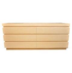 Long Wood Dresser by Dan Johnson