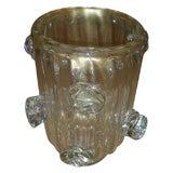 1970s Murano Glass Vase