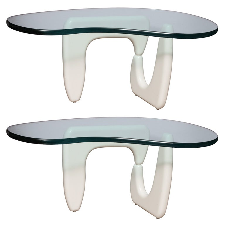 50 S Noguchi Style End Tables At 1stdibs