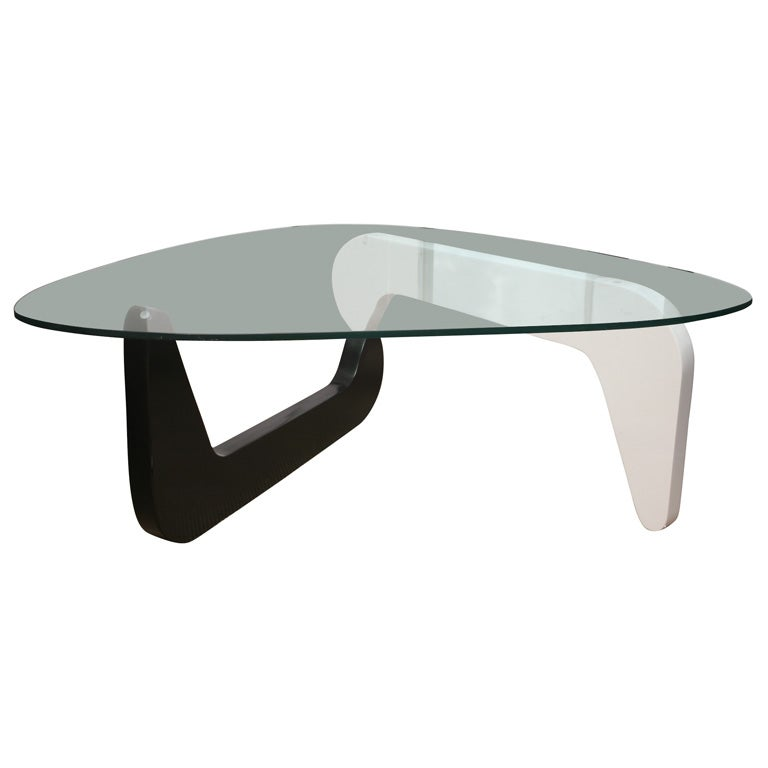 Lacquered Decorator Noguchi Coffee Table For Sale At Stdibs - Noguchi coffee table for sale
