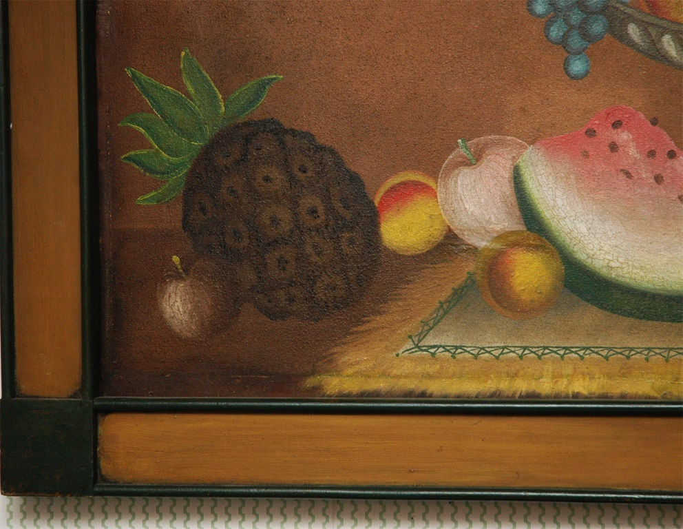 American 19th Century Still Life Painting For Sale 1