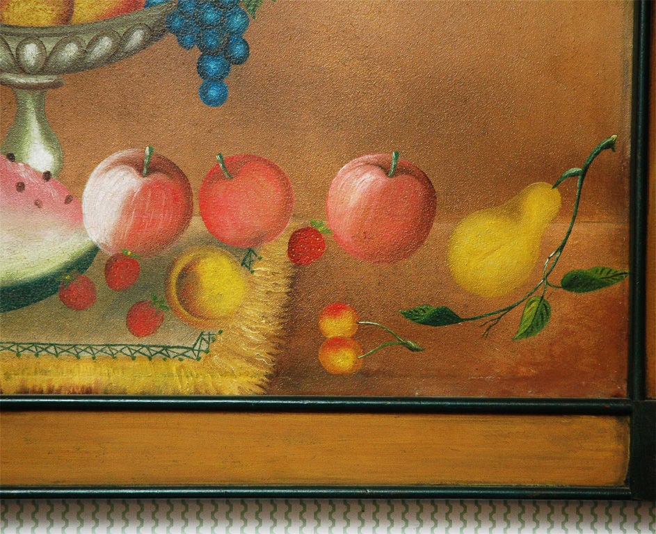 American 19th Century Still Life Painting For Sale 2