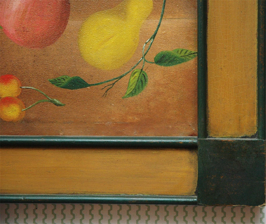 American 19th Century Still Life Painting For Sale 3