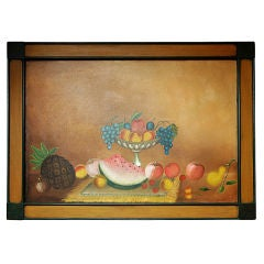 American 19th Century Still Life Painting