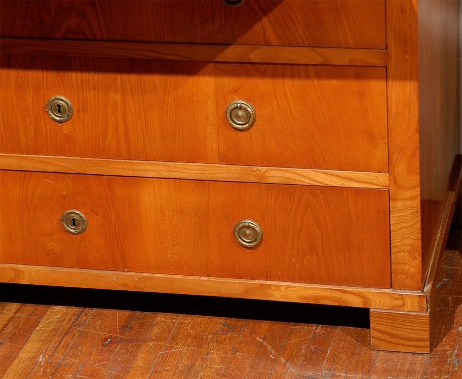 Wood 19th Century Swedish Period Karl Johan Butler's Desk For Sale