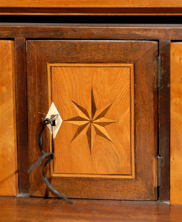 19th Century Swedish Period Karl Johan Butler's Desk For Sale 4