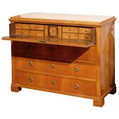 19th Century Swedish Period Karl Johan Butler's Desk