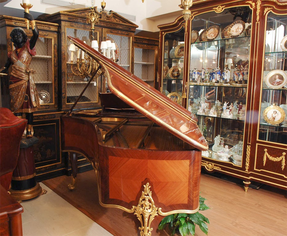 19th Century Signed Francois Linke Piano by Erard 2