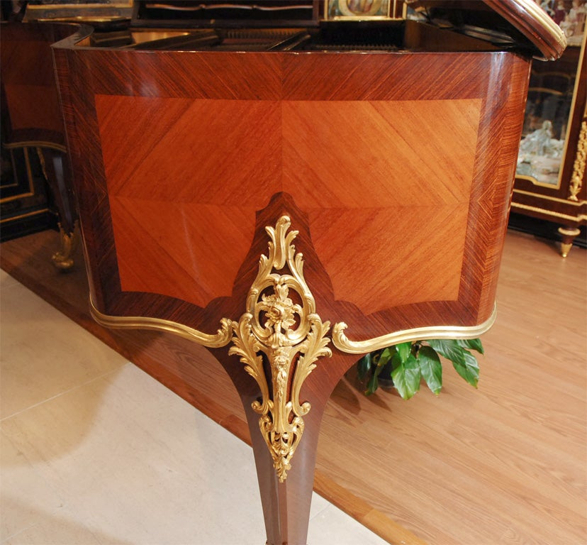 19th Century Signed Francois Linke Piano by Erard 3