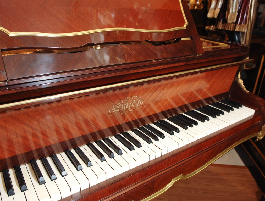 19th Century Signed Francois Linke Piano by Erard 4