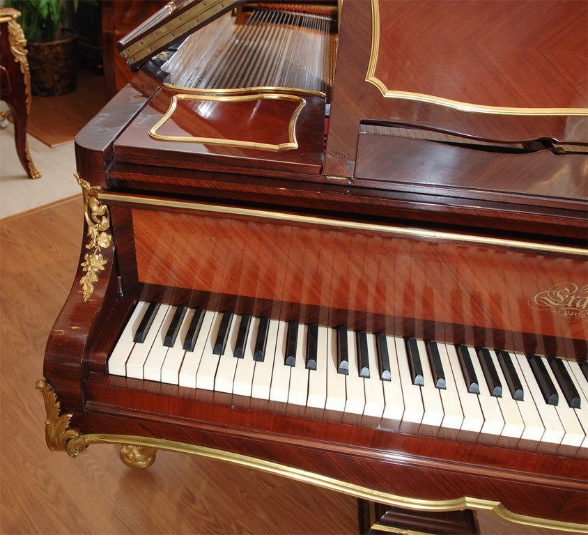 19th Century Signed Francois Linke Piano by Erard 7