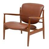 Pair of Finn Juhl Arm Chairs