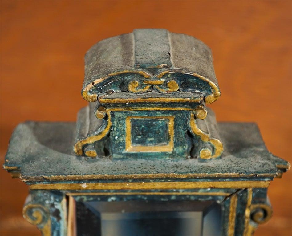 Carved and Gilt Reliquary 3