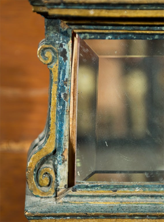 Carved and Gilt Reliquary 4