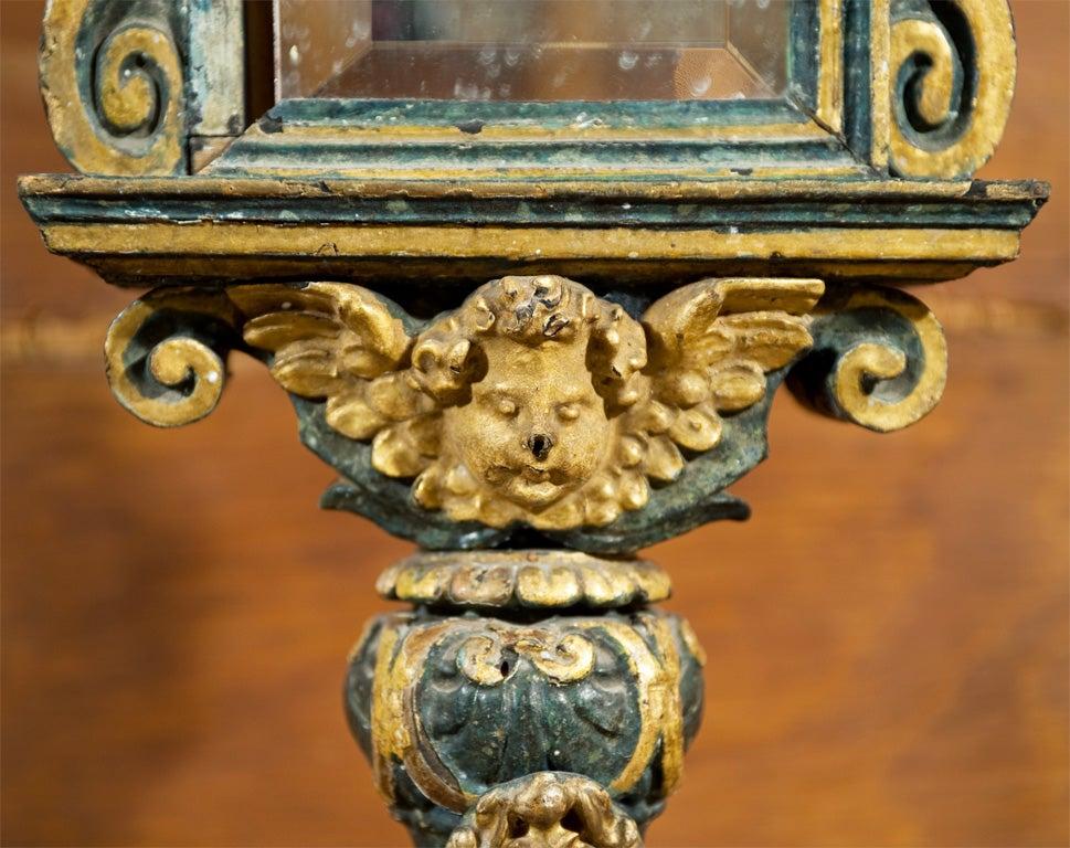 Carved and Gilt Reliquary 5