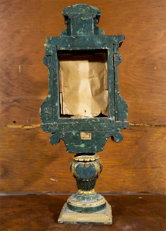 Carved and Gilt Reliquary 7