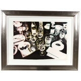 Andy Warhol - After the Party - Original Screenprint