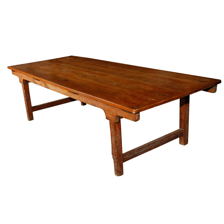 this large dining board room table is no longer available