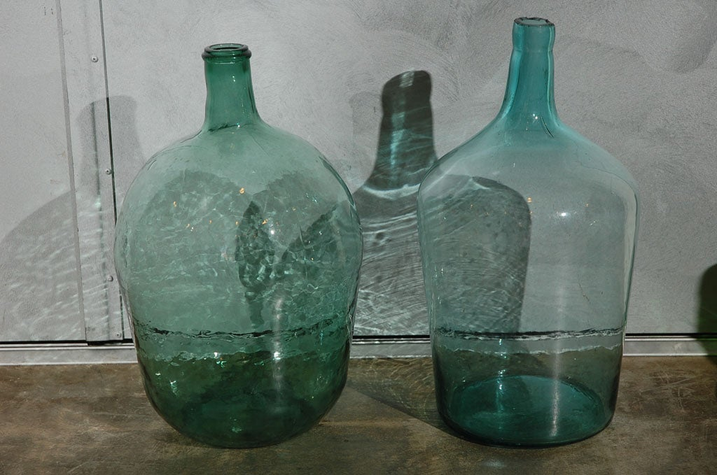 Large Glass Bottle For Sale 3